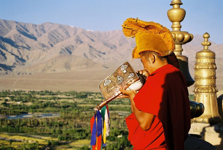 Dovolenka India, Himaláje, Ladakh