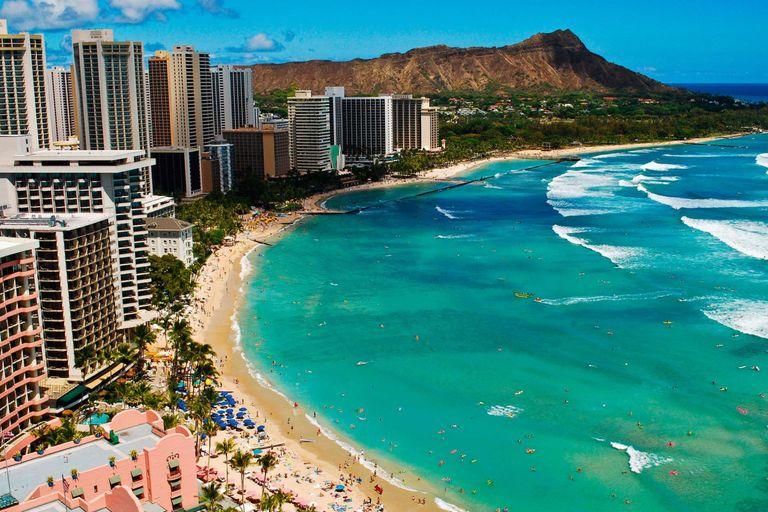 Japonsko a Havajské ostrovy