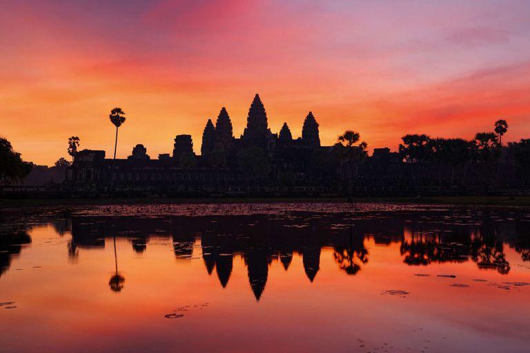 Dovolenka Vietnam, Kambodža Deluxe