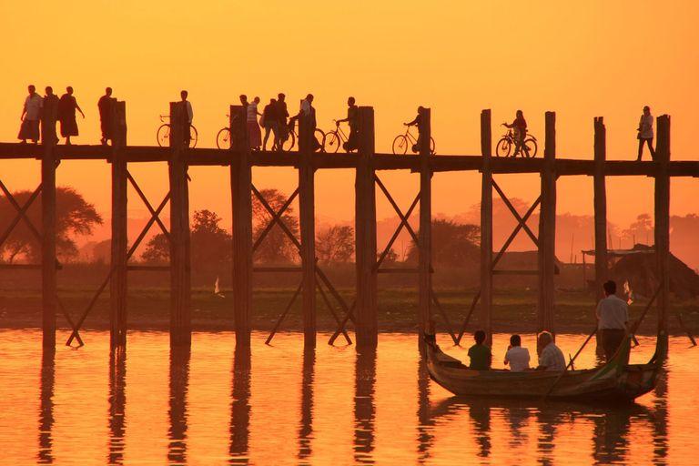 Barma - krajina zlata a budhizmu