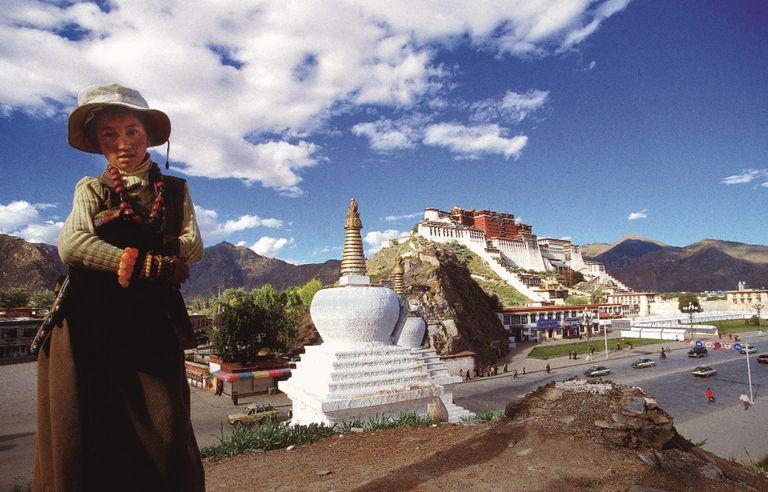 Tibet, Nepál