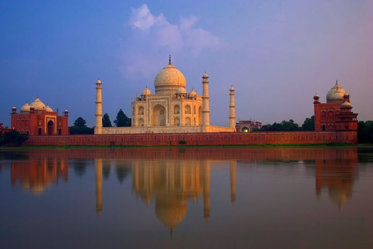 India - veľký okruh
