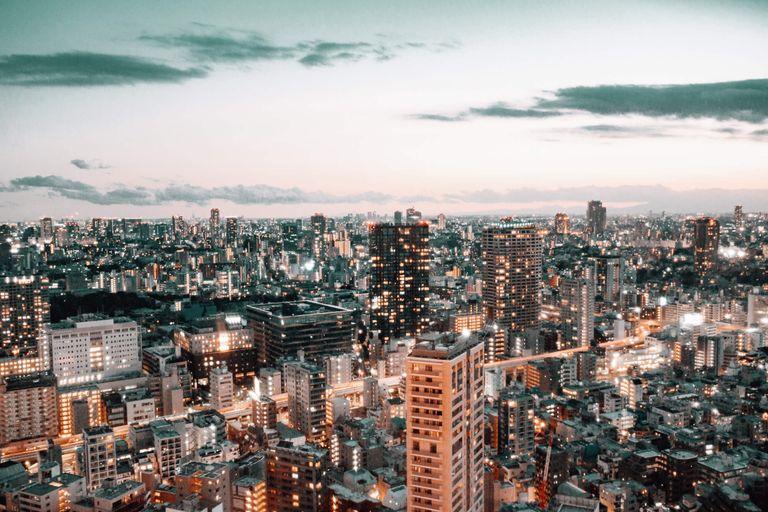 Dovolenka Najmodernejšie mesto na svete: Tokio
