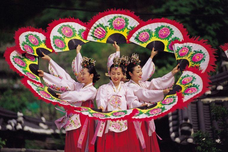 Dovolenka Južná Kórea, Japonsko