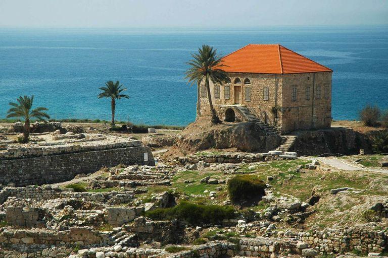 Dovolenka Izrael - Jordánsko - Libanon