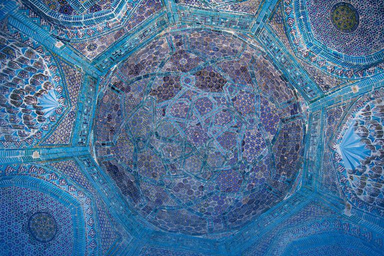 Dovolenka Hodvábnou cestou do Perzie