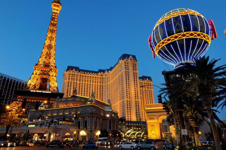 Dovolenka Západné pobrežie USA a Las Vegas