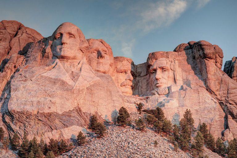 Dovolenka Prírodné klenoty USA
