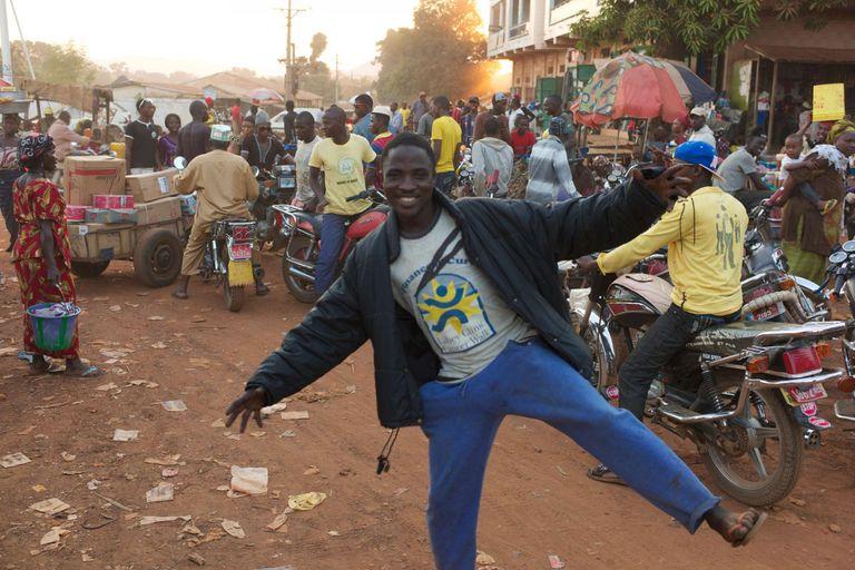 Dovolenka Ebola tour