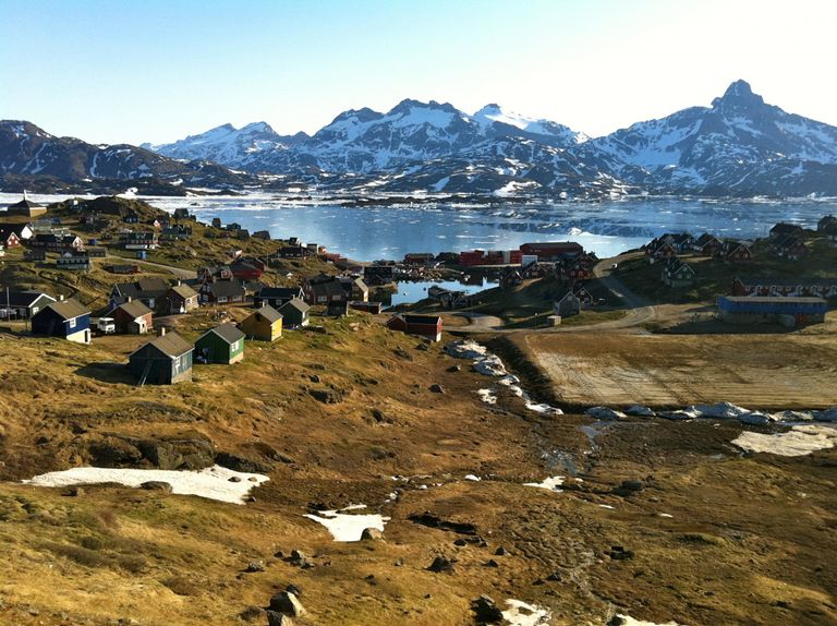 Dovolenka Island, Grónsko