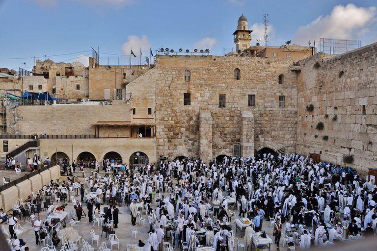 Dovolenka Palestína, Izrael