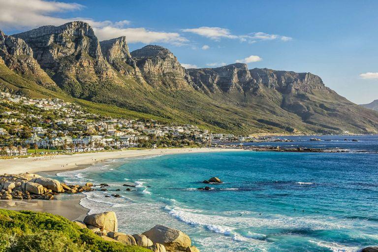 Južná Afrika Total