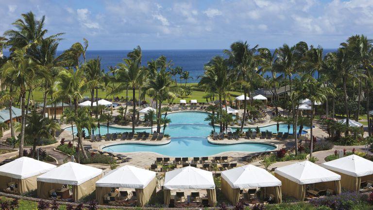 Los Angeles, San Francisco, relax na Maui (Havajské ostrovy)