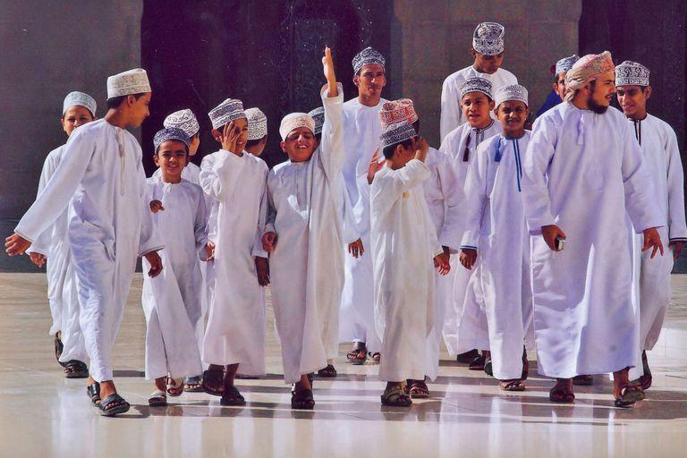 Dovolenka Arábia - 11 sultanátov, kráľovstiev a emirátov