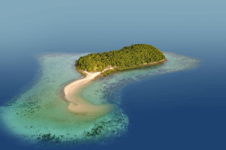 Dovolenka Filipíny, okruh a najkrajšie pláže