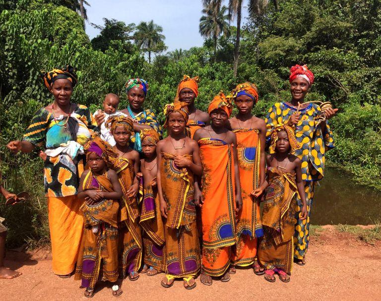 Dovolenka Z Burkina Faso do Mali
