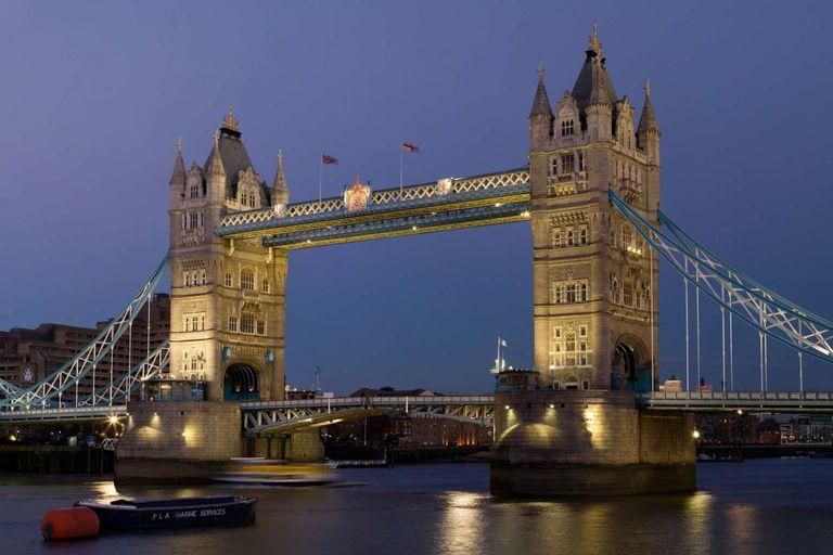 Dovolenka Paríž, Londýn