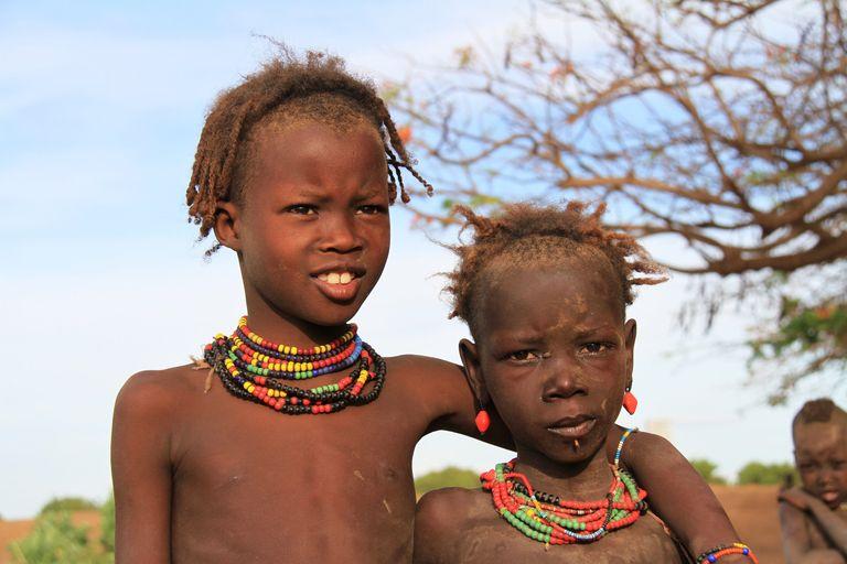 Dovolenka Južná Etiópia + Džibutsko komfortne