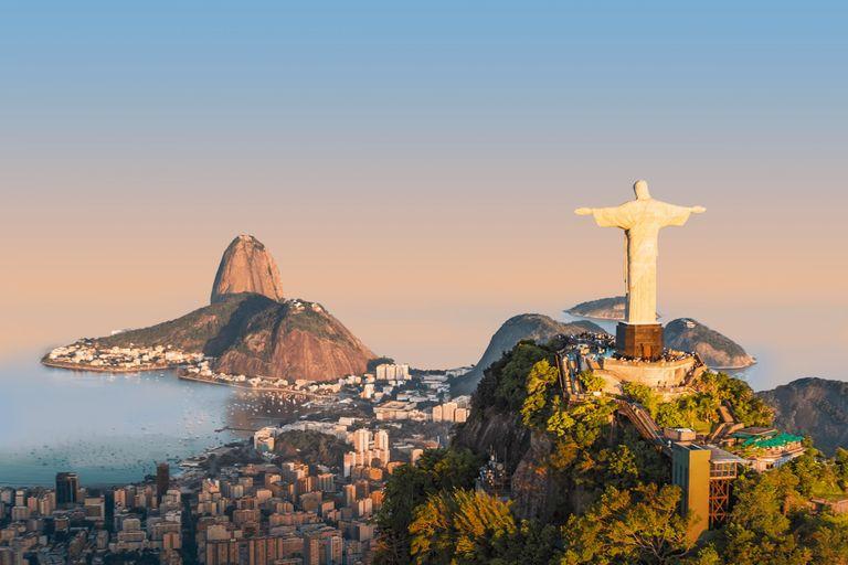 Dovolenka Rio de Janeiro - mesto bohov