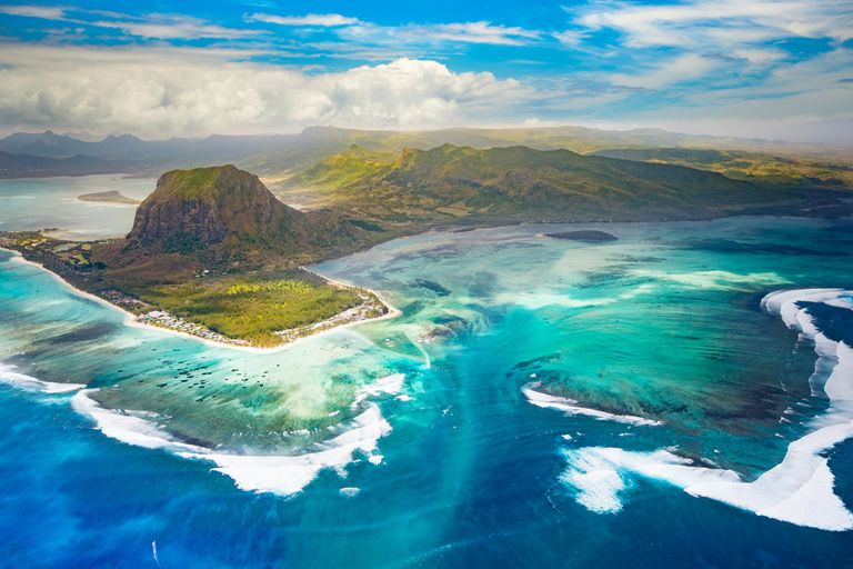 3x Naj Afriky a relax na Mauríciu