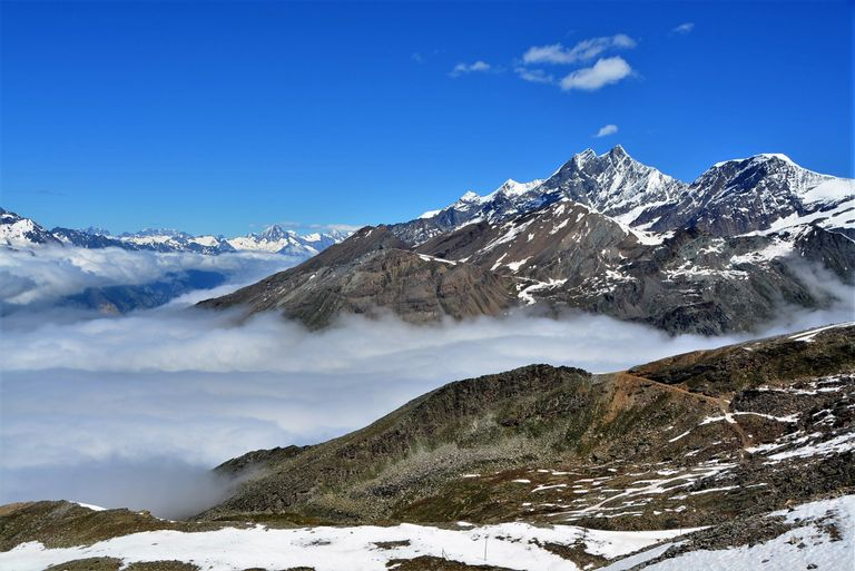 Alpská päťka