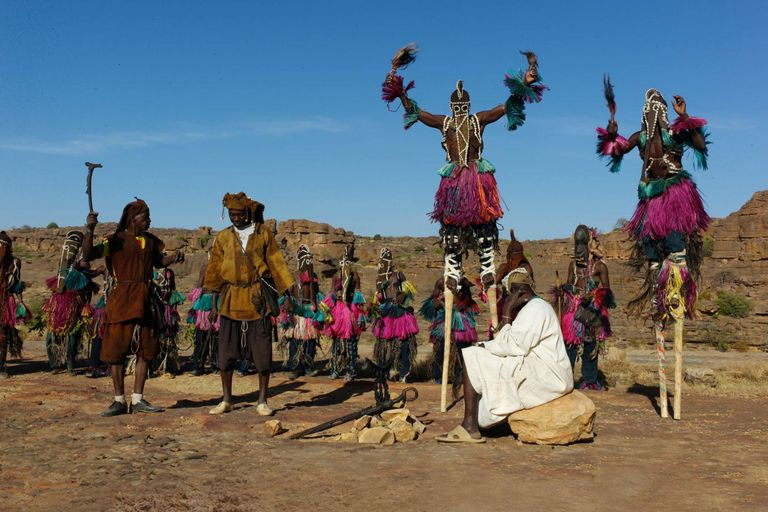 Západoafrické dobrodružstvo