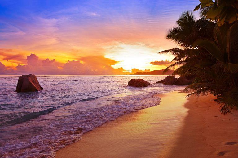 Keňa a Seychelské ostrovy