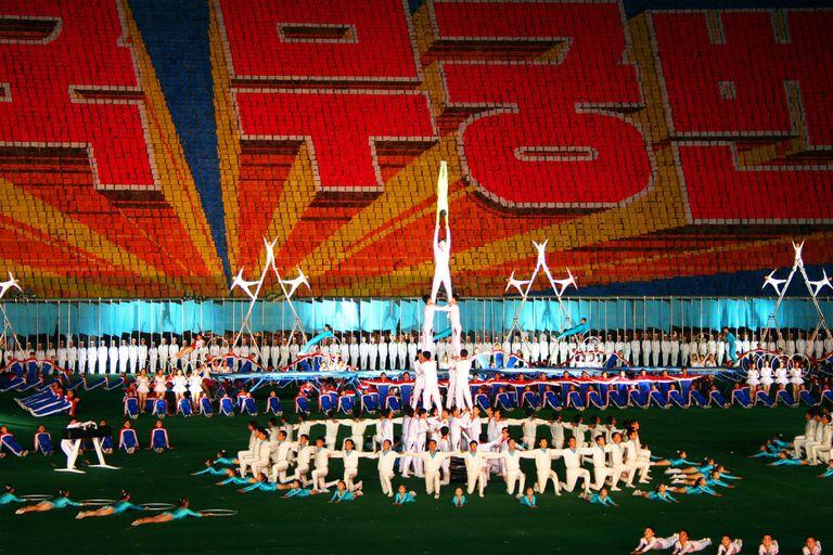 Dovolenka Severná a Južná Kórea