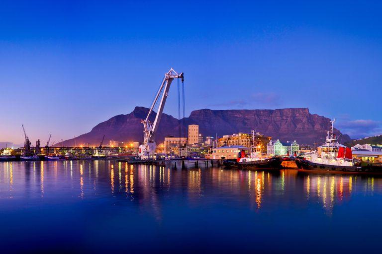 Najkrajšie mesto na svete - Kapské mesto
