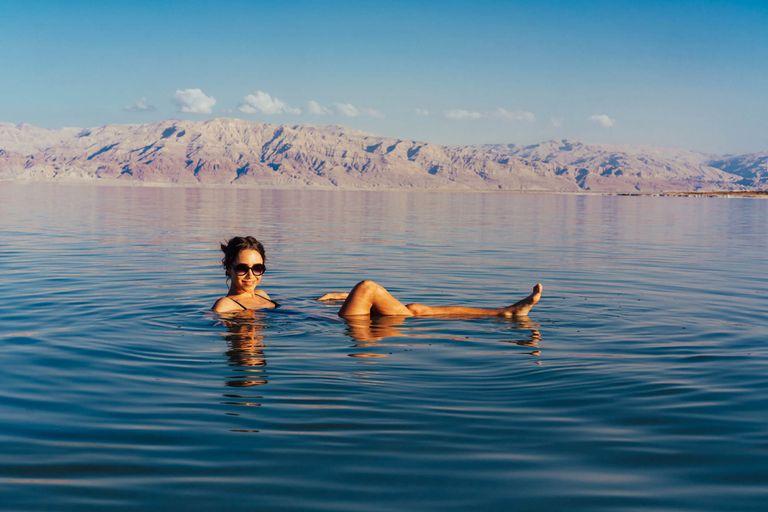 Dovolenka Najzaujímavejšie miesta sveta: Mŕtve more