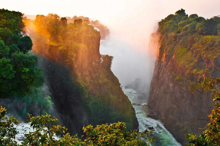 Dovolenka Zimbabwe, Zambia, Malawi, Mozambik