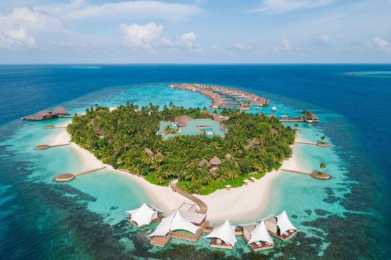 Dovolenka Najlepšie hotely sveta: W Maldives