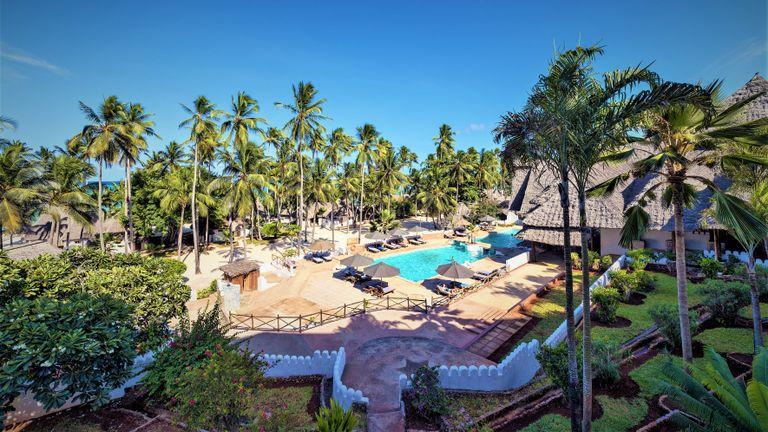 Dovolenka Zanzibar - Diamonds Mapenzi Beach 4*