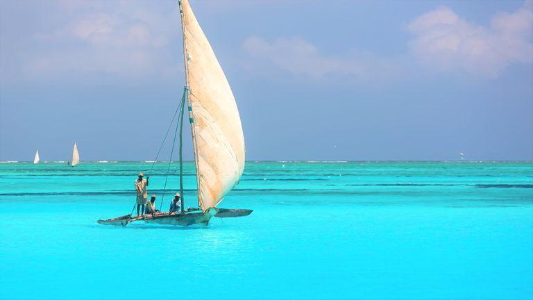 Dovolenka Zanzibar - aktívny oddych