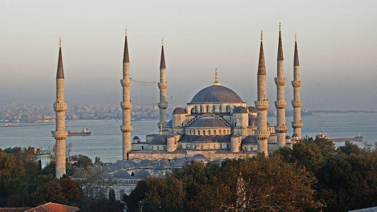Dovolenka Turecko - orientálna rozprávka