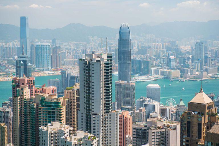 Dovolenka Taiwan, Hongkong, Macao
