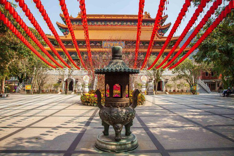 Dovolenka Taiwan, Hongkong, Macao a Bali (AI)