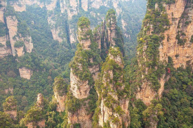 Dovolenka Čína pre znalcov (UNESCO)