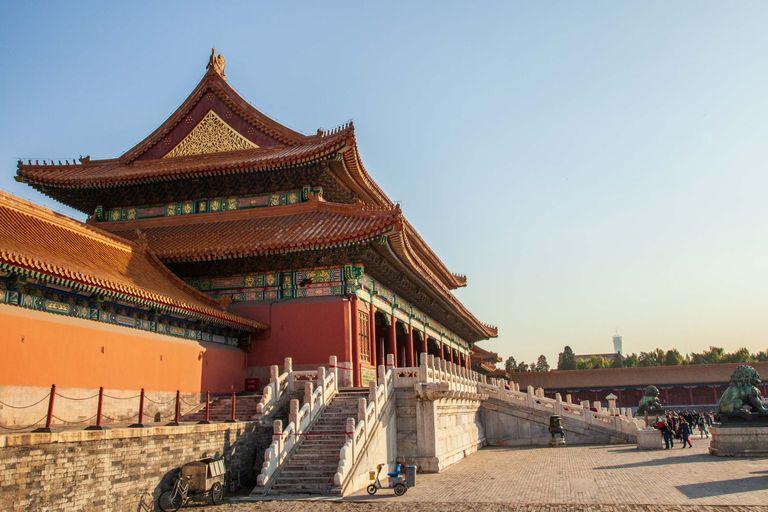 Dovolenka Veľký okruh Čínou a Taiwanom