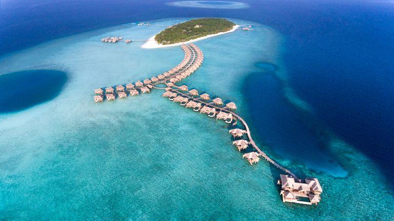 Dovolenka Maldivy - Vakkaru resort