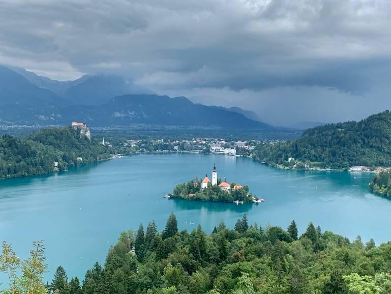 Slovinsko na predĺžený víkend