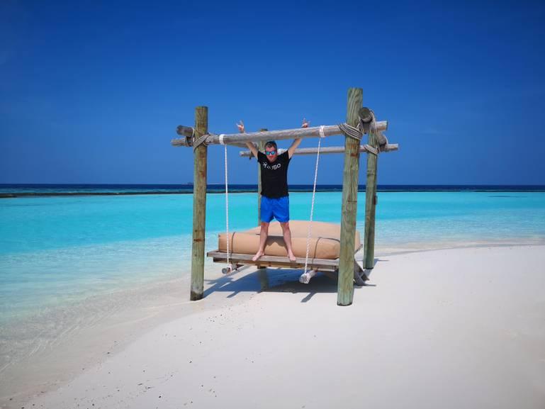 Najlepšie hotely sveta: Constance Halaveli, Maldivy