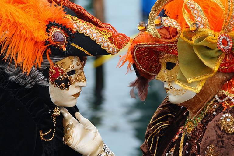 Benátsky karneval - 2003