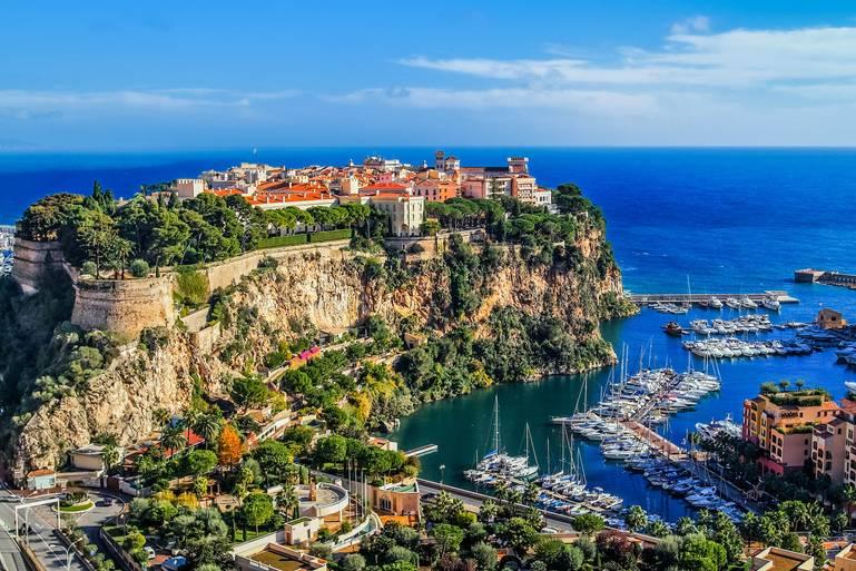 Monako – na vysokej nohe
