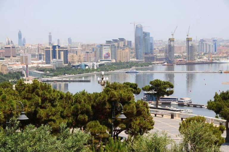 Baku – kaukazská kráska s európskym šmrncom