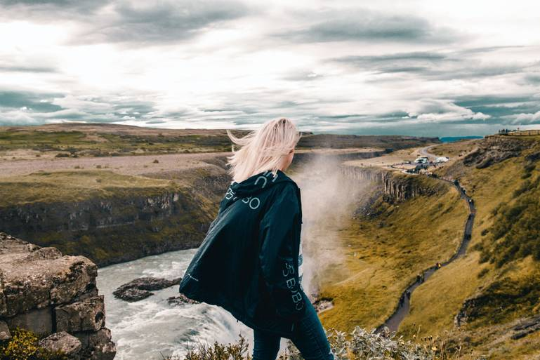 Islandský Zlatý okruh