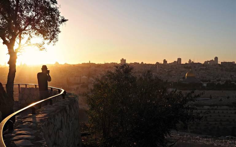 Päť dôvodov, prečo milujem Jeruzalem