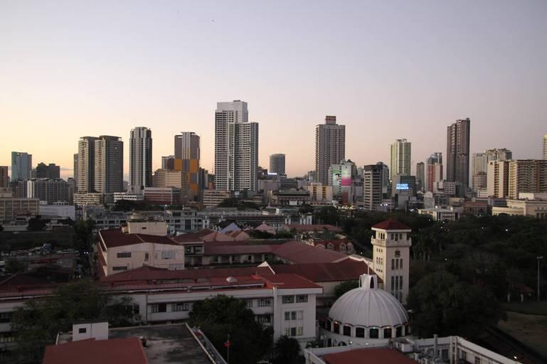 Manila - mesto, ktoré vás nakazí chuťou žiť...