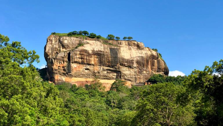 Sigiriya – fenomén, čo vyrástol zo zeme