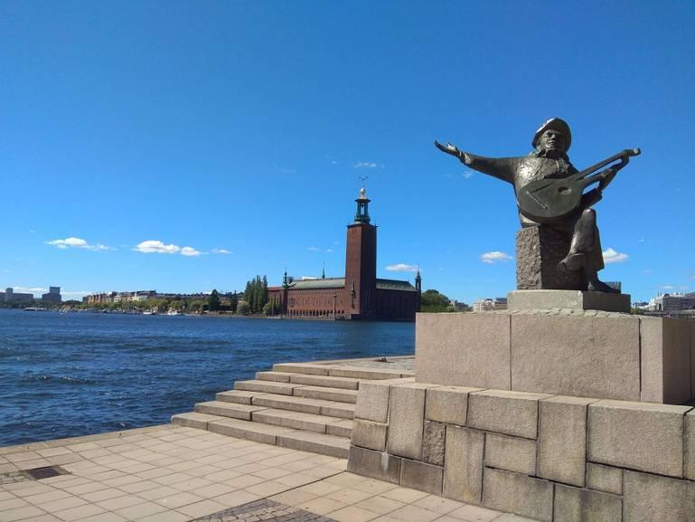 Štokholm či Stockholm - severská kráska, pretkaná 57 mostami
